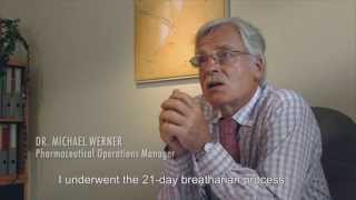 "Snippet Michael Werner from the doc ""In The Beginning There Was Light"""