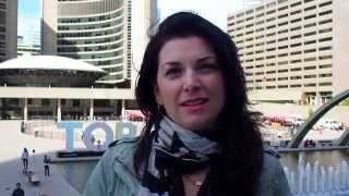Damhnait Doyle for Project Toronto Welcomes