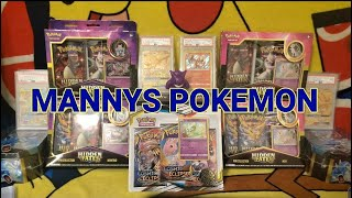 Pokemon cosmic eclipse 3 pack blister  opening