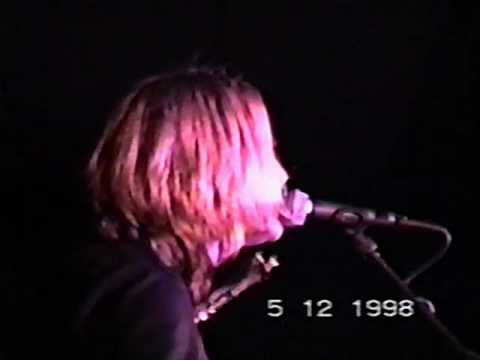 Mike Peters - Blackwood Institute 05.12.98 (Interactive gig, part 1)