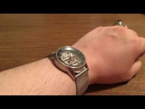 New Caliper Timepieces C30 View Self Winding Watch Review