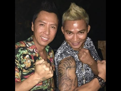 xXx: Return of Xander Cage Interview - tony jaa (2