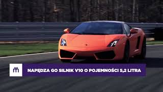 Jazda Lamborghini Gallardo video