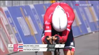 Велоспорт   Джиро дИталия   21 й этап 3 часть