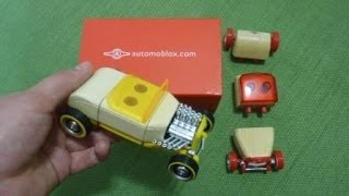 Review Of Automoblox Mini's Cars: Build Your Own Toy Car!
