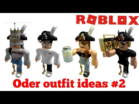 Roblox Oder Outfit Ideas 3 Read Description Youtube