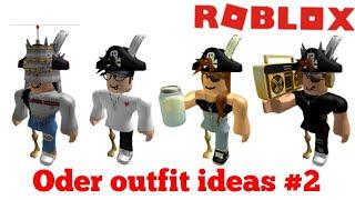 Roblox oder outfit ideas #3(READ DESCRIPTION)