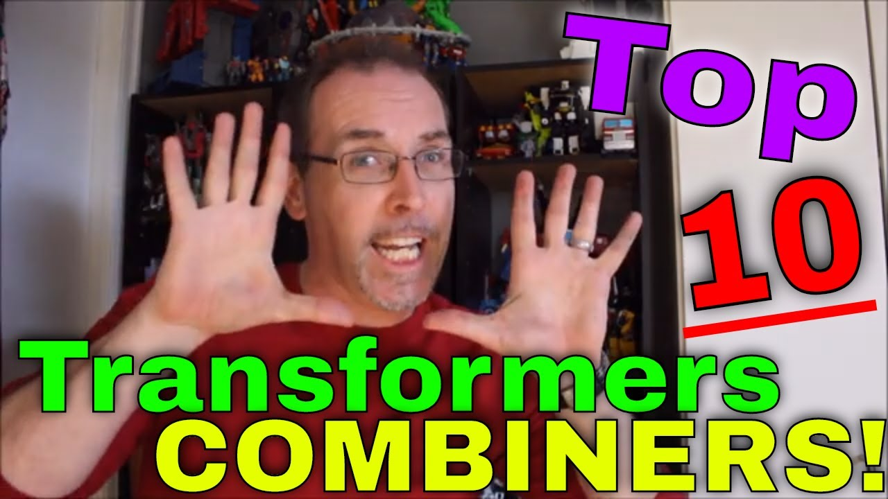 GotBot Counts Down Top 10 Combiners!