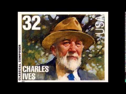 Sonata for piano and violin No. 1 - Charles Ives