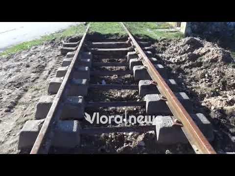 Vlorë rikthehet treni  por  jo për  pasagjerët