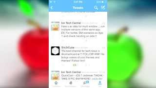 Social Duplicator - USE 2 different versions of the SAME App! - NEW Cydia Tweak May 2014