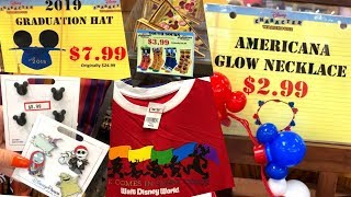 DISNEY CHARACTER WAREHOUSE OUTLET SHOPPING [9/11/19]