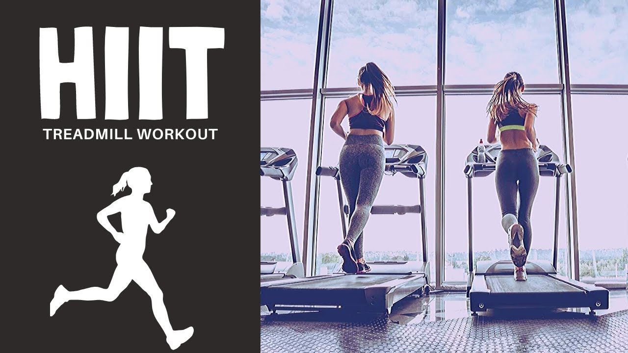 10 Minutes HIIT Treadmill Workout [Runseek] #05