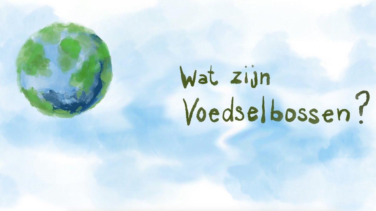 Animatie 'Wat zijn voedselbossen?' in première