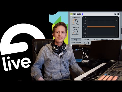 Gate Tutorial - Music Production