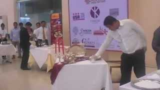 Camhotel 2014: Table Setting Competition