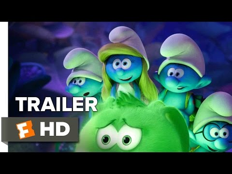 Smurfs: The Lost Village Lost Trailer (2017) | Movieclips Trailers