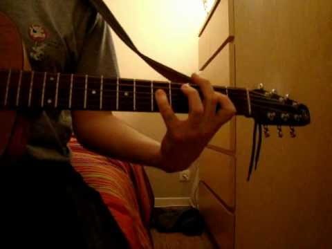 Slash's Snakepit – neither can I – vocal and guitar cover