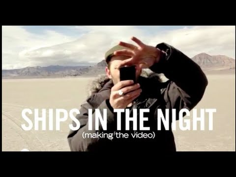 """Mat Kearney - The Making of """"Ships In The Night"""""""