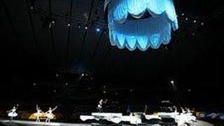 FIVB 世界女子バレー2010開会式 by谷桃子バレエ団 谷桃子 検索動画 27