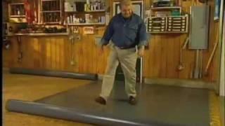 Ron Hazenton G-floor Installation Video