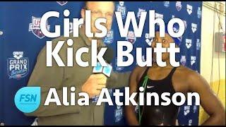 Grand Prix Alia Atkinson