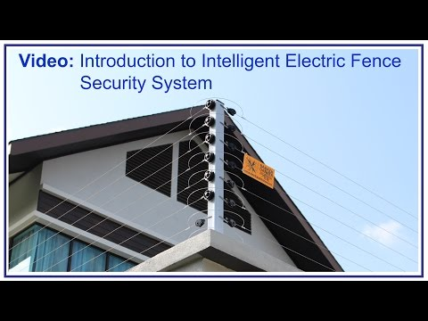 Intelligent Electric Fence Security Systems - Introduction Video