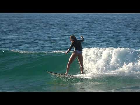 Surfing Fun on Australia's Gold Coast