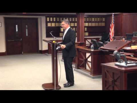 Chatham County manager nominee Lee Smith discusses malfunctioning payroll system