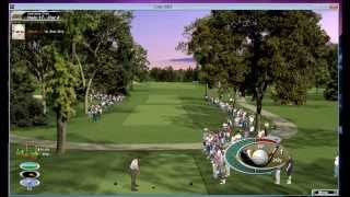 A round of golf at Inverness (Links 2003)