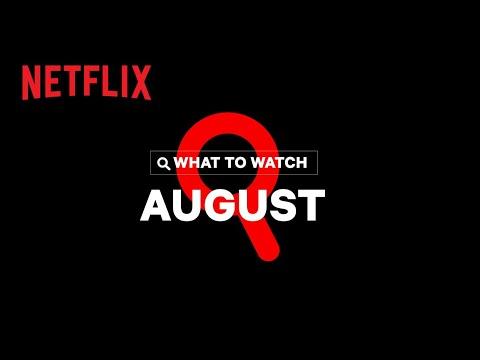 New on Netflix | August 2020