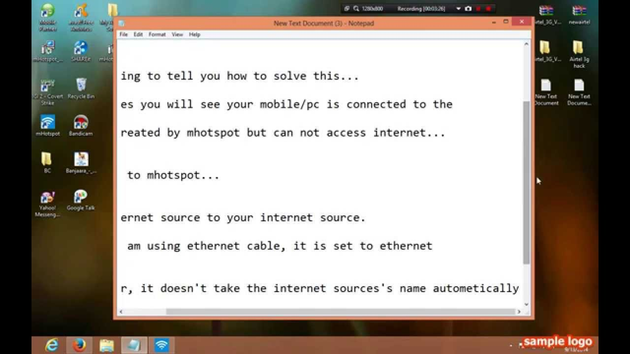 MHOTSPOT DEVICE CONNECTED BUT HAVE NO INTERNET ACCESS PROBLEM SOLVED  SEPTEMBER 2014