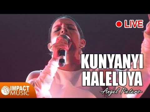 Angel Pieters - Kunyanyi Haleluya