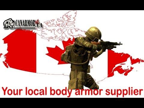 Body Armor Law in Ontario