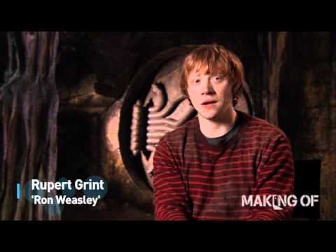 Thumbnail: Behind the scenes of 'Harry Potter and the Deathly Hallows: Part 2'