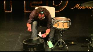 Rhythmist: Scott Pellegrom at TEDxMuskegon