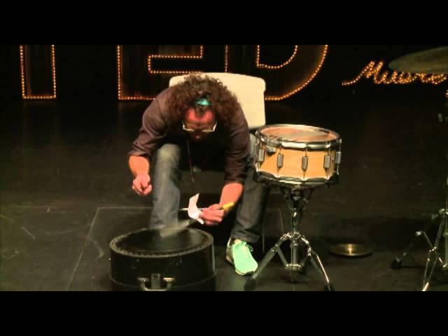Rhythmist: Scott Pellegrom at TEDxMuskegon