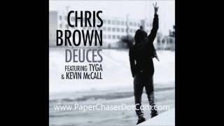 Chris Brown - Deuces (instrumental) ft Tyga