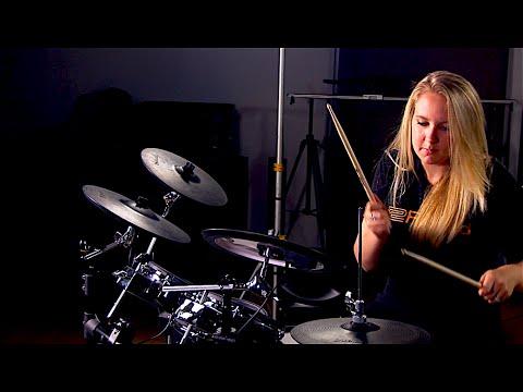 Roland TD-25KV V-Drums Performance with Jordan West