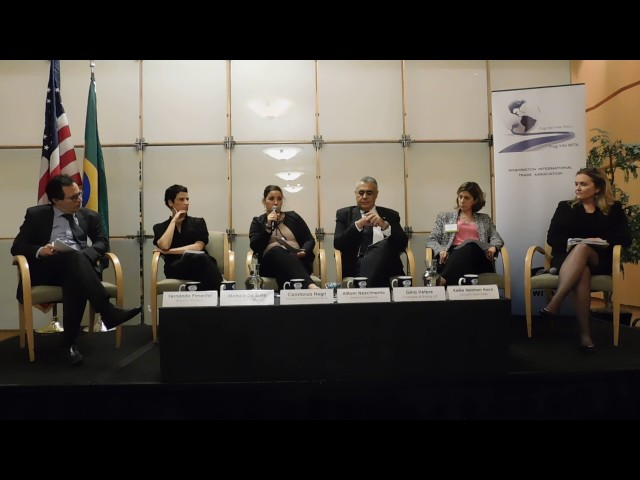 6/22/17 - The Future of US-Brazil Trade Relations - Panel Part 2