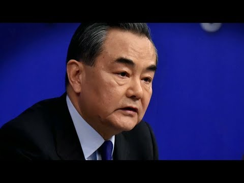 Chinese FM Wang Yi defends domestic, foreign policies in press conference