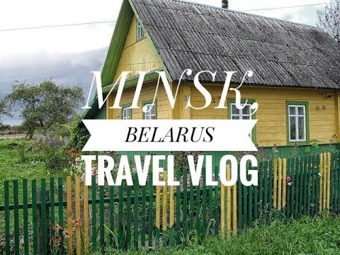 Minsk, Belarus Travel Vlog