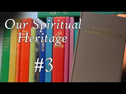 Our Spiritual Heritage #3 - 1934 Yearbook (feat. antisemitism and praise of Hitler's government)
