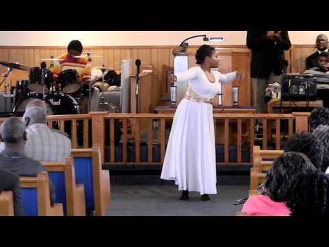 Dear God By Smokie Norful Praise Dance
