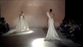 Показ свадебных платьев от Rosa Clara 2013
