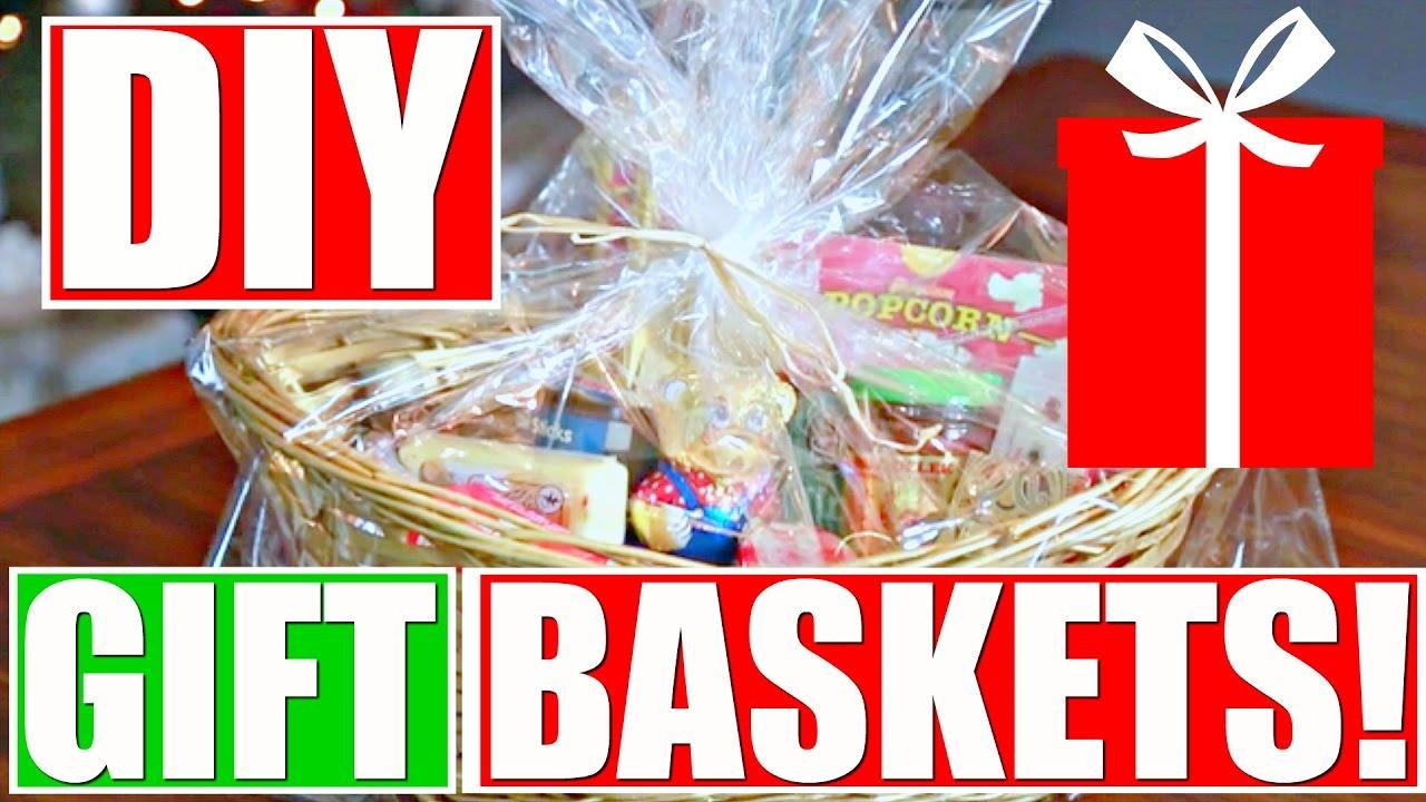 Christmas Gift Baskets For Couples.Diy Christmas Gift Baskets
