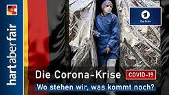 Hart aber fair - 16.03.2020 - Die Corona-Krise: Wo stehen wir, was kommt noch? (ARD)