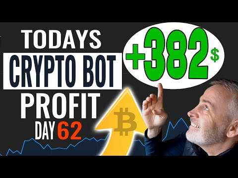 Day 62 Bitcoin Trading Bot Results