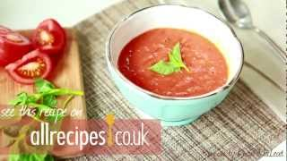 Roasted Tomato Soup Recipe - Allrecipes.co.uk