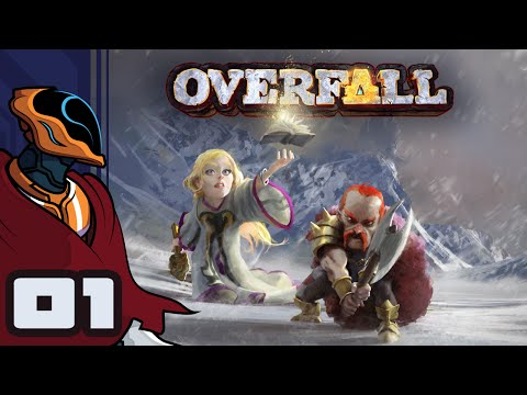 Gimme More Quests! - Let's Play Overfall - Gameplay Part 1